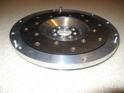 Toyota MR2 Fidanza flywheel minus ring gear: 7.5lbs