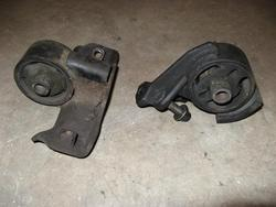 original passenger and driver side mounts