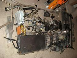 Toyota MR2 unneeded parts to be given away or sold