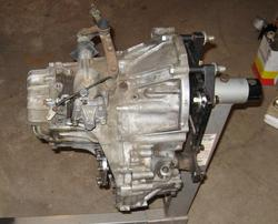 Toyota MR2 transmission prior to rebuild and modification
